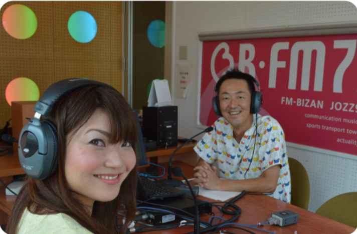 B-FM 791 出演